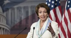 Nancy Pelosi Holds Weekly Press Conference At Capitol.  -  This woman really takes the prize; dosen't she?  Nancy, while you are down there can you please check on the status of our young Marine, Andrew Tahmooressi, who has been detained since March in a Mexican Jail?