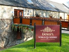 Dewar's World of Whisky and spring time in Scotland: a perfect combination! World Of Whisky, Hill City, City Library, Guys Be Like, Scotland Travel, Scotch Whisky, South Dakota, Distillery, Spring Time