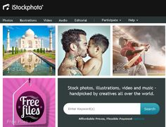 Some Best Sites for Stock Photography