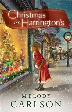 Christmas at Harrington's by Melody Carlson, http://www.amazon.com/dp/B00B853W60/ref=cm_sw_r_pi_dp_CAmQub1AJHARN Another great Christmas read (or anytime really) - The story of a woman trying to start again after being wrongly imprisoned.