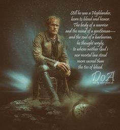 James Fraser Outlander, Outlander Novel, Outlander Fan Art, Outlander Quotes, Outlander Book Series, Sam Heughan Outlander, Gabaldon Outlander, Diana Gabaldon, Affirmations For Happiness