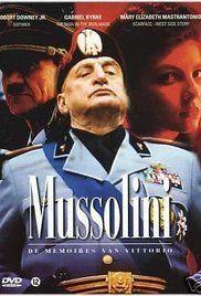 La historia secreta de Mussolini: la historia desconocida. Enlace UAM http://biblos.uam.es/uhtbin/cgisirsi/UAM/FILOSOFIA/0/5?searchdata1=mussolini%20and%20graham