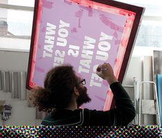 Last #interview in Mixed Republic with @71nd from #Athens. Pure #screenprinting #silkscreen. Enjoy!
