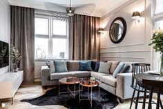 Salon styl Eklektyczny - zdjęcie od SAS Wnętrza - Salon - Styl Eklektyczny - SAS…
