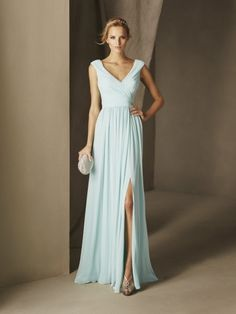 Kleid fur standesamt nahen