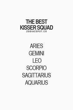 So I have been told! Aquarius
