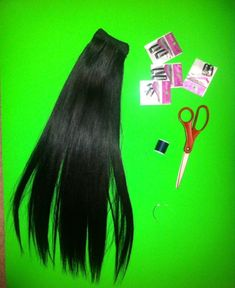 #DIY How to Make (Thicker) Clip-In Hair Extensions. Save time & money with this method.