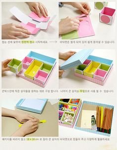 Lulu N Stars: DIY Box in Box 8 pcs - OOS