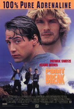 Point Break Movie Poster Print (27 x 40) - Item # MOVAF1326 - Posterazzi