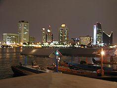 Dubai bei Nacht - was für ein Anblick. Dubai verändert sich ständig und stetig. Es lohnt sich diese arabische Metropole immer mal wieder zu besuchen.