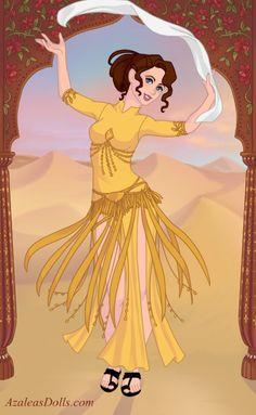 Jane | Tarzan | Indian Dancer!