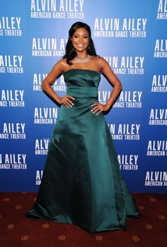 Gabrielle Union - 2013 Alvin Ailey American Dance Theater's Opening Night Benefit Gala