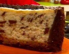 Torta de chocolate y ricota, una opci�n diferente