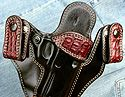 Dressing nice is a form of politeness, and being polite makes sense tactically. When you print, make sure you do it as professionally as possible. Be polite. Pocket Holster, Pistol Holster, Paddle Holster, Custom Leather Holsters, Western Holsters, Knife Sheath, Leather Projects, Concealed Carry, Leather Working