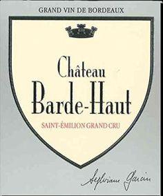 Saint-emilion Grand Cru – Château Barde Haut 2006 – Saint-Emilion Grand Cru – 75 Cl