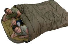 Today is the last day to enter for a chance to win this Mammoth Sleeping Bag.  Get after it!