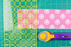 Learn some of the basics of quilting to help get you started if you're a beginning quilter.