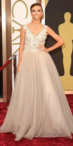 Giuliana Rancic #Oscars2014 #Oscars #STYLAMERICAN