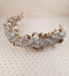 Bridal Crown, Bridal Hair, Hair Jewelry, Bridal Jewelry, Wedding Hair Pieces, Bridal Headpieces, Headgear, Headdress, Bridal Accessories