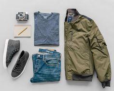 Men's style | Men's outfits | Men's clothing | Men's fashion