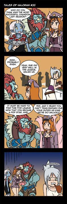 Tales of Valoran #35