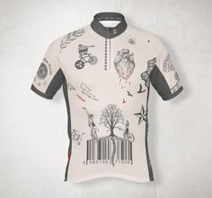 Inked Ride ss Jersey