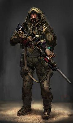 Specter team Sniper