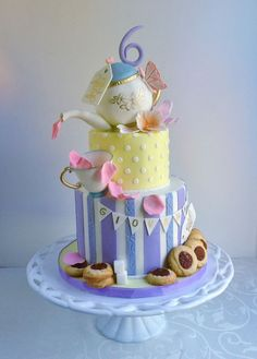 Princess High Tea cake