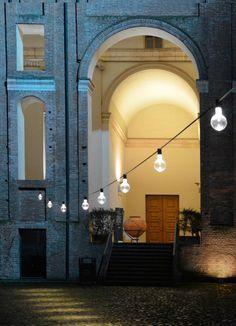 prodotti | Viabizzuno progettiamo la luce Wall Light Fittings, Exterior Lighting, Laundry Room, Wall Lights, Outdoor, Garden, Home, Room Interior, Products