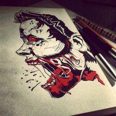 Zombie Art♥