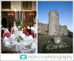 Wedding photography from Lympne Castle in Kent | Nick Rose Photography
