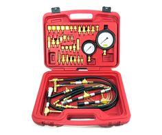 Fuel Injection Pressure Test TATTT055