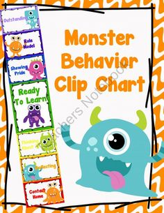 Same monsters as Class Dojo