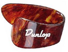 Dunlop Daumenring Shell Medium Guitar Pick
