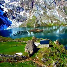 Somiedo lago del Valle (Asturias)