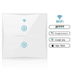 2-Weg Schalter funktioniert einzeln über Sprachsteuerung (bei mir) nicht! Baumarkt, Elektroinstallation, Schalter & Dimmer