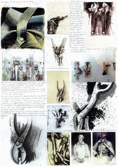 Artist analysis of Jim Dine. Nikau Hindin