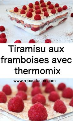 Thermomix Desserts, Mousse, Food And Drink, Cooking, Breakfast, Moment, Hair Style, Raspberries, Kitchen