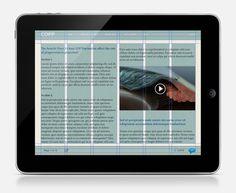 COPP iPad app by Denis Olenik, via Behance