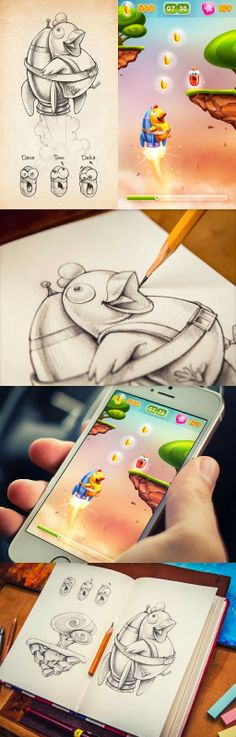 Draw a game...