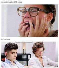 One Direction funny BSE