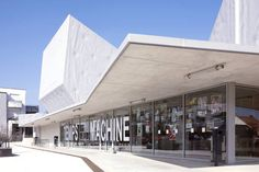 Kulturzentrum in Joué-lès-Tours, Moussafir Architectes