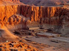 Valley of the Kings, Luxor, Egypt  Hatshepsut by parallel-pam