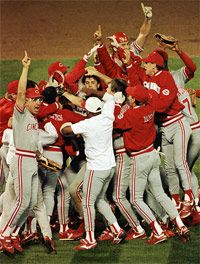 Cincinnati Reds World Series History | Top 10 Unlikely World Series Winners