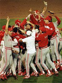 Cincinnati Reds World Series History | Top 10 Unlikely World Series Winners