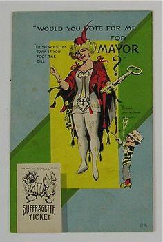 Suffrage Ticket
