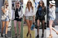 How To Wear Ankle Boots Stylishly? - With the right style, you can wear ankle boots without looking short and stumpy.