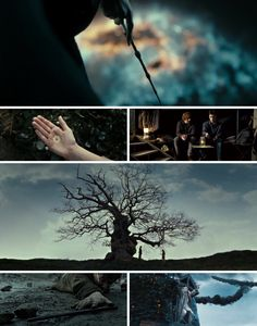Harry Potter and the Deathly Hallows Pt. 1