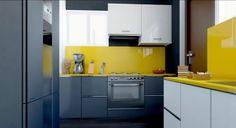 Sanali Casa Paraiso 3D Kitchen View