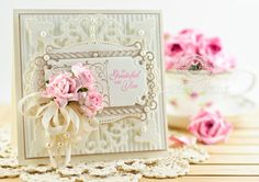 1000 Images About Cards Spellbinders On Pinterest